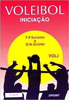 Voleibol iniciação Vol. 1