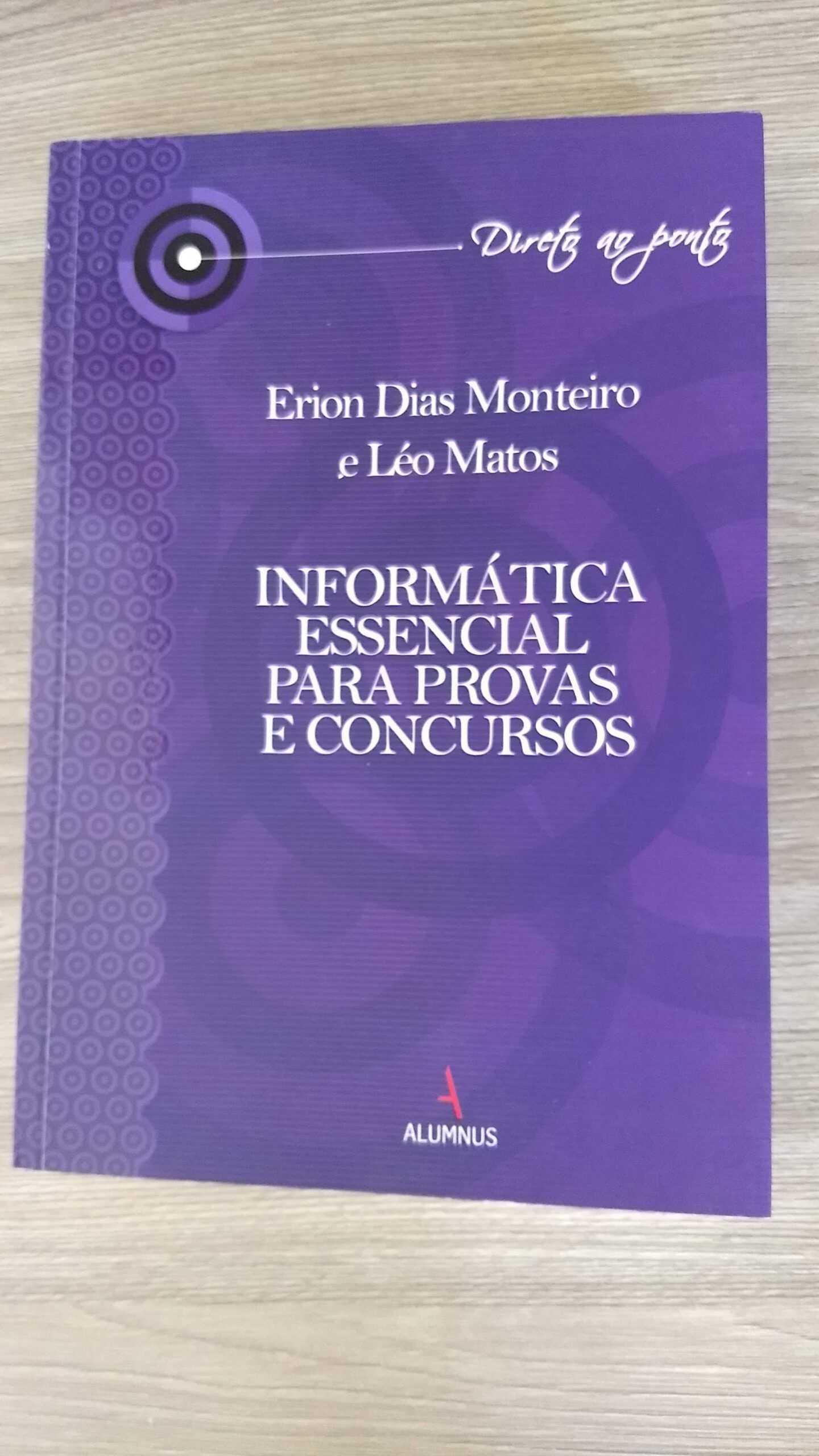 Informática Essencial para Provas e Concursos