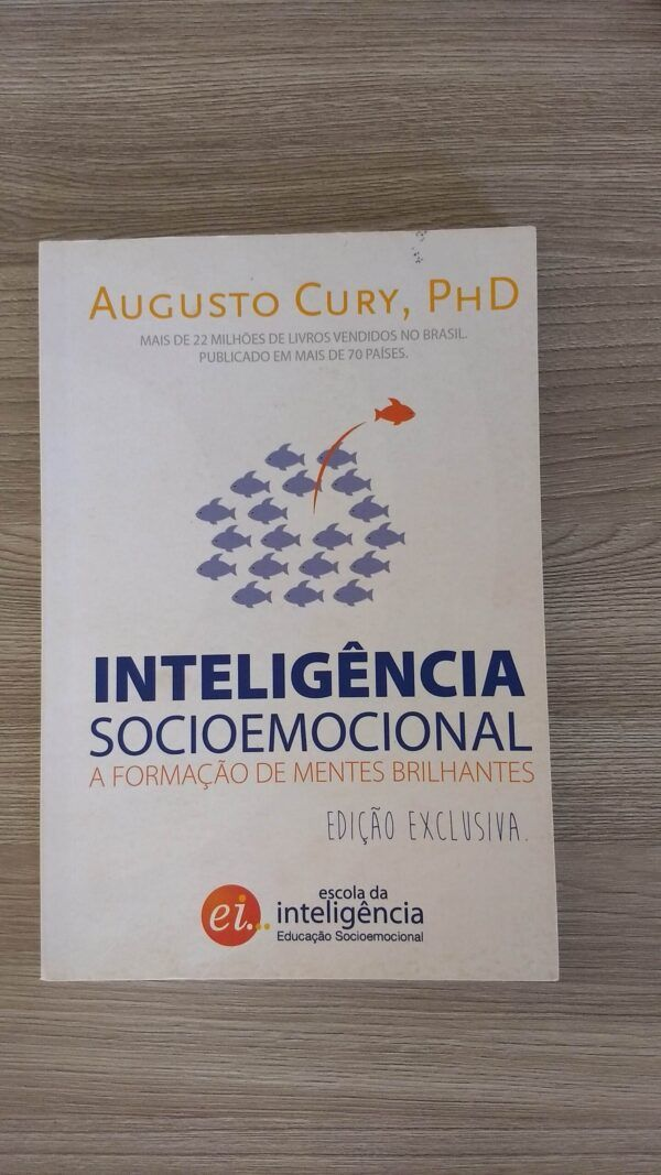 Inteligência Socioemocional – A formação de Mentes Brilhantes