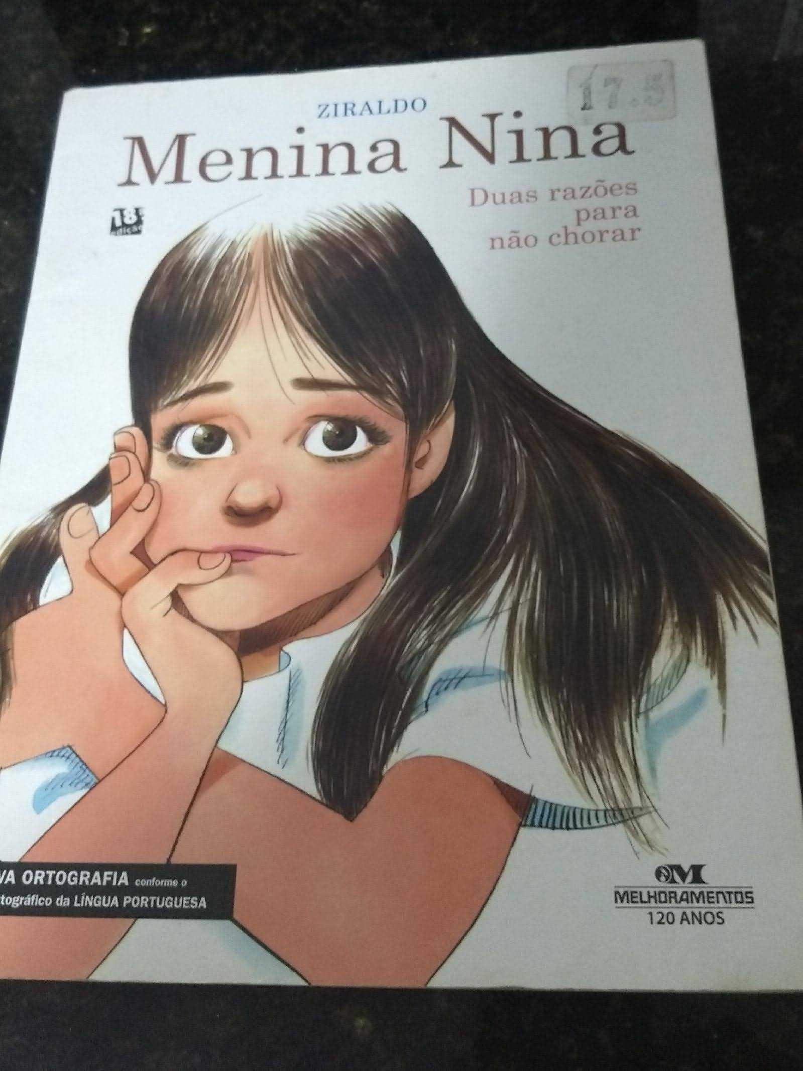 Menina Nina – Duas razões para não chorar