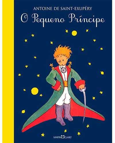 O Pequeno Príncipe – Antoine de Saint-Exupéry