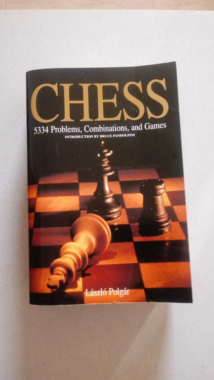 Chess 5334 Problems, Combinations, and Games