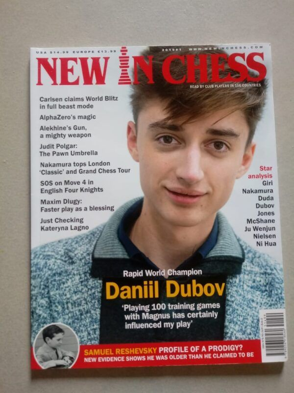 New In Chess 2019#1