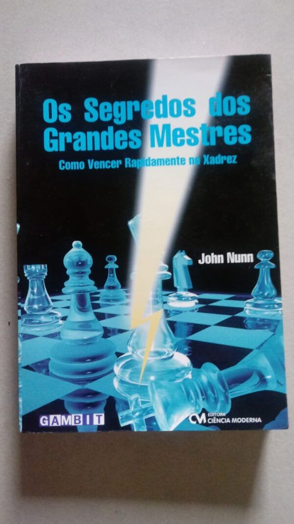 Os Segredos dos Grandes Mestres