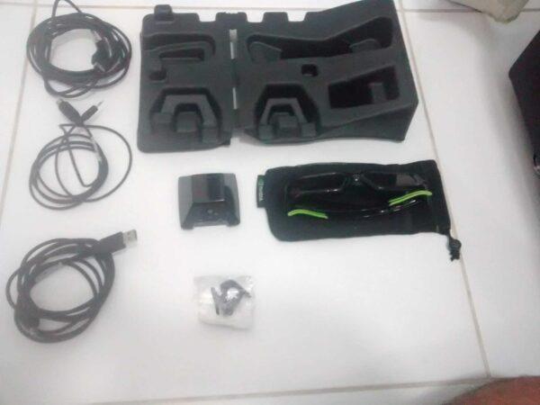 Nvidia 3d Vision kit completo