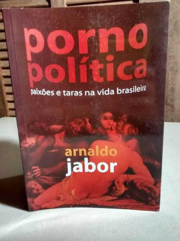 Porno política: paixões e taras na vida brasileira